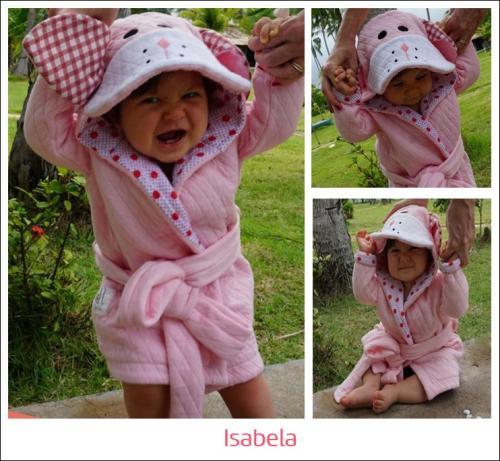 Isabela bebe