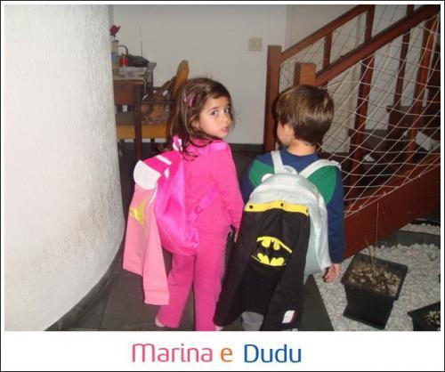 Marina e Dudu